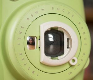 INSTAX mini 9-close up lens