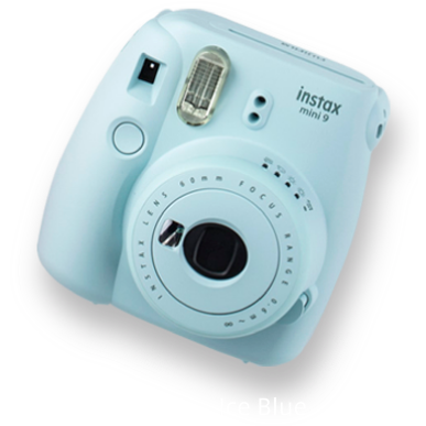 ice blue mini 9