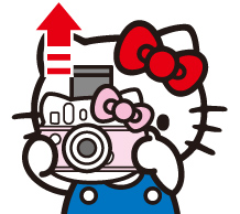 instax mini HELLO KITTY 1