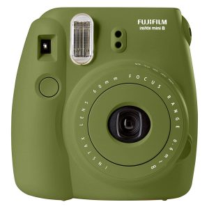 Fujifilm instax mini 8 Instant Film Camera (AVOCADO)