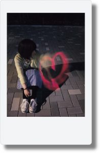 Instax mini 90 Trick with a penlight