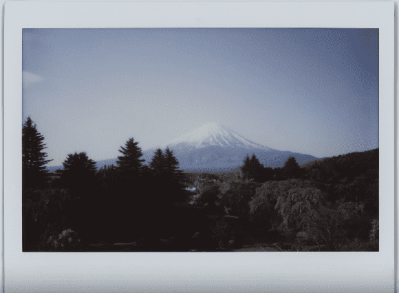 Instax Wide 300 Mountain