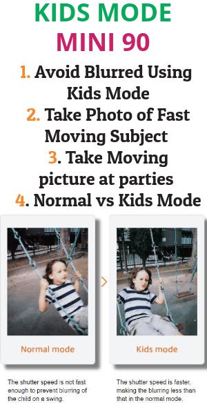 Kids Mode mini 90