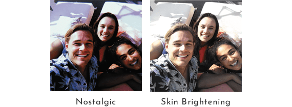 Nostalgic and Skin Brightening Instax sq20