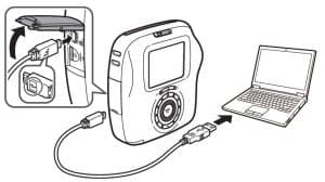 copying images or movie to the computer instax sq20